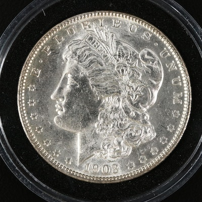 Key Date 1903-O Morgan Silver Dollar