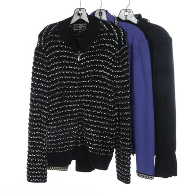 St. John Evening, St. John Collection and St. John Sport Knit Jackets
