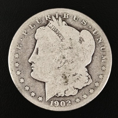 Key Date 1902-S Morgan Silver Dollar