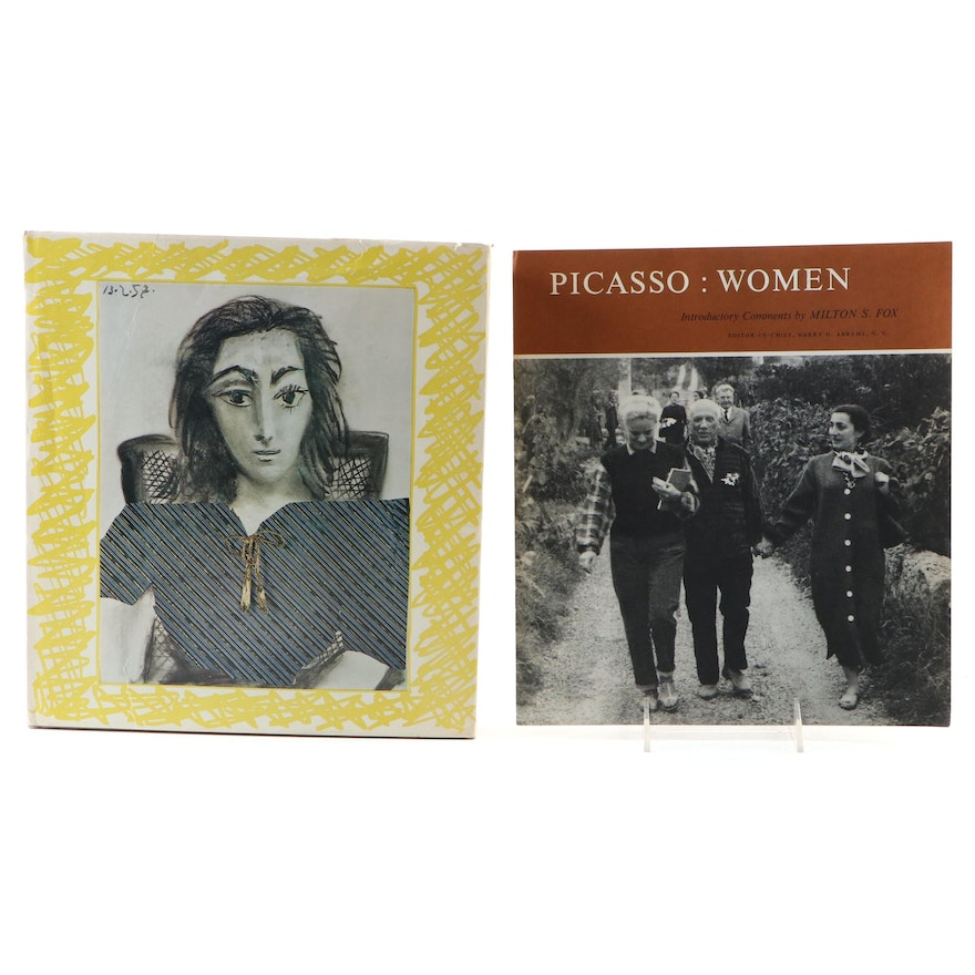 """Picasso: Women - Cannes and Mougins, 1954–1963"" by Hélène Parmelin, 1964"