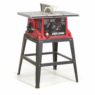 Skilsaw 3305 Table Saw on Stand