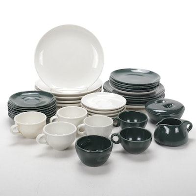 "Russel Wright for Iroquois ""Casual China"" Dinnerware, Mid-20th Century"