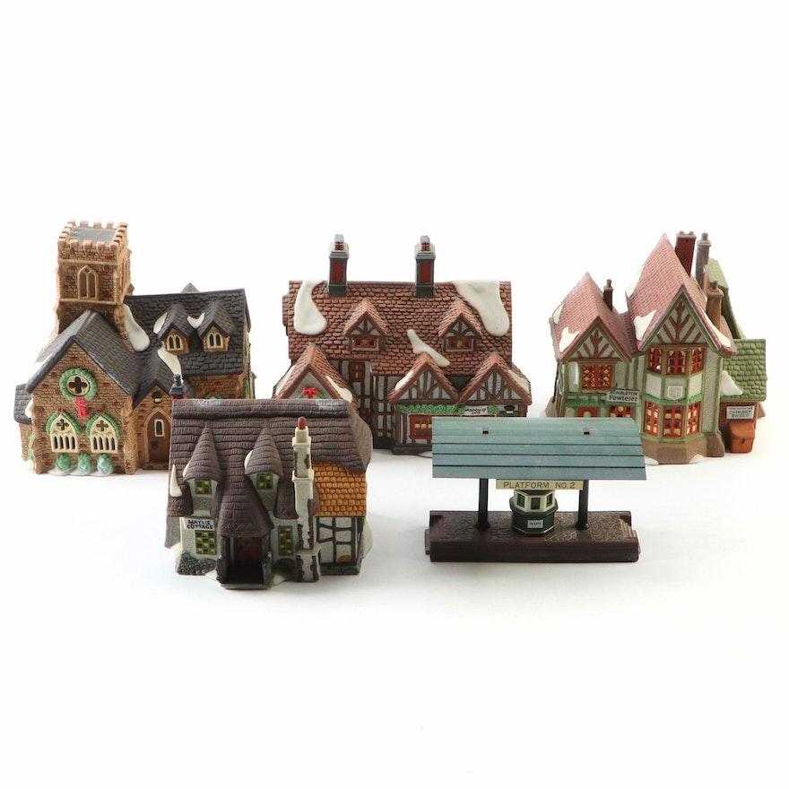 Dept. 56 Dicken's Village Series Buildings and Accessories