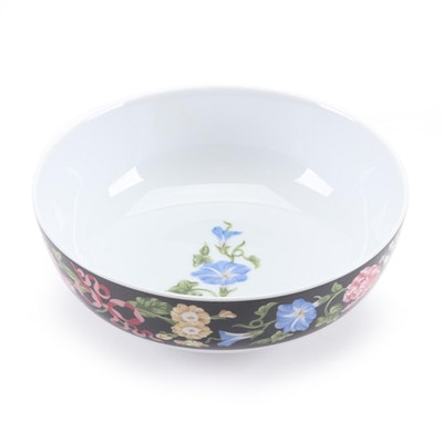 "Sybil Connolly for Tiffany & Co. ""Merrion Square"" Porcelain Serving Bowl"