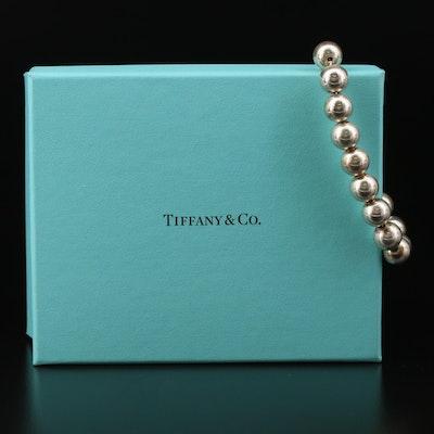 """Tiffany & Co. """"HardWear"""" Sterling Silver Bead Bracelet"""