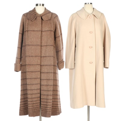Netherlands Fashions for Lazarus and Other Cashmere and Woolen Coats