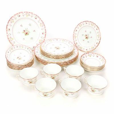 """Wedgwood """"Bianca"""" Williamsburg Collection Bone China Dinnerware"""