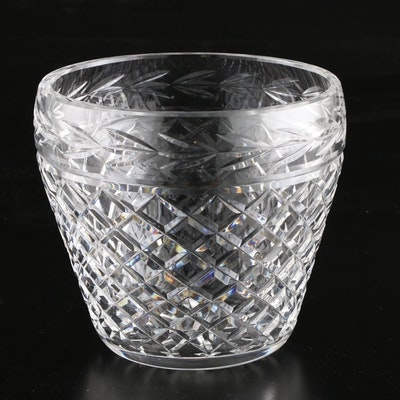 "Waterford Crystal ""Glandore"" Ice Bucket"