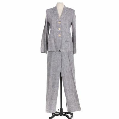 Max Mara Weekend Linen Pantsuit