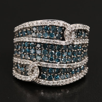 10K 1.56 CTW Diamond Ring
