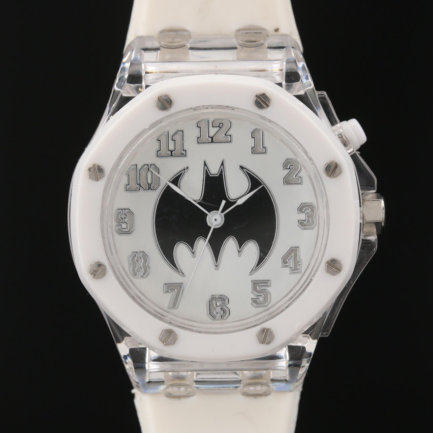 D.C. Comics Batman Quartz Wristwatch