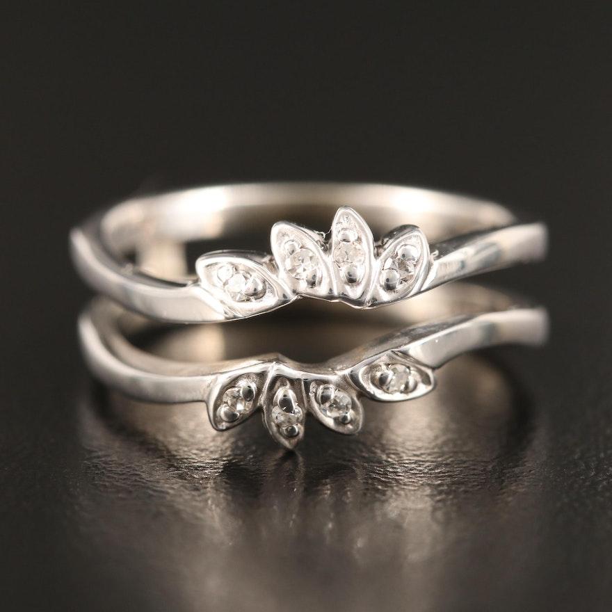 10K Diamond Ring Jacket
