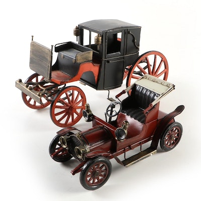 Replica Turn of the Century Model Cars