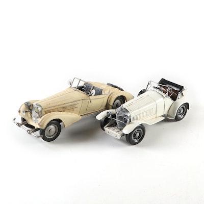 Replica Painted Metal Model Cars