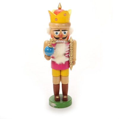 Steinbach Hand-Crafted Nutcracker