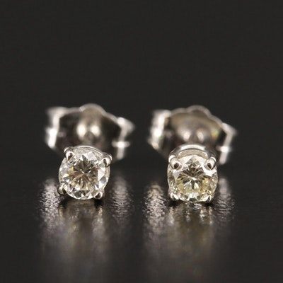 14K 0.28 CTW Diamond Stud Earrings