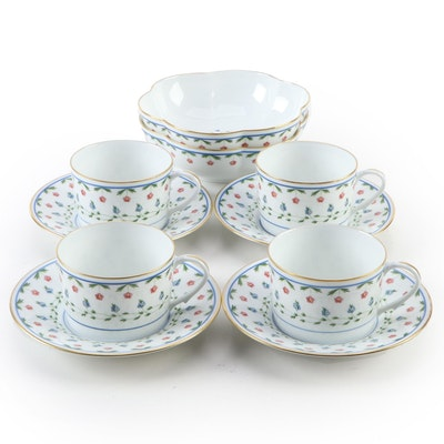 "A. Raynaud & Co. ""Lafayette"" Porcelain Dinnerware, 1986–2004"