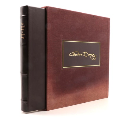 """Signed """"The Absurd World of Charles Bragg"""" by Geoffrey Taylor, 1980"""