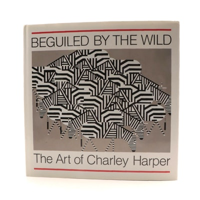 "Signed First Edition ""Beguiled by the Wild: The Art of Charley Harper,"" 1994"