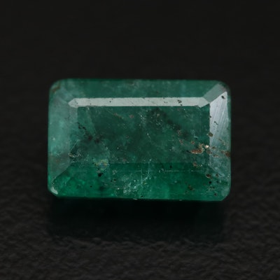 Loose 3.19 CT Emerald
