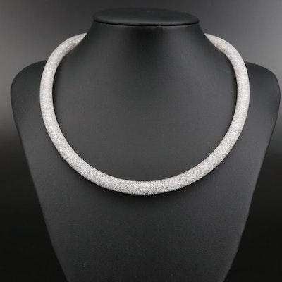 Swarovski Crystal Stardust Necklace