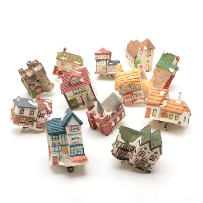 Department 56 Dickens Village Christmas Tree Ornaments