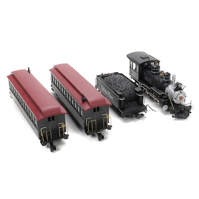 Bachmann White Pass and Yukon Route Train Set