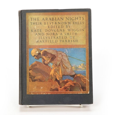 """The Arabian Nights, Their Best-Known Tales,"" 1944"