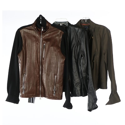Ralph Lauren Black Label, Style & Co. and Tommy Hilfiger Jackets