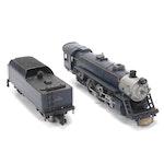 Aristo-Craft Steam Locomotive and Long Tender
