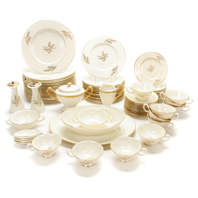 "Lenox ""Harvest"" and ""Wheat"" Porcelain Dinnerware"