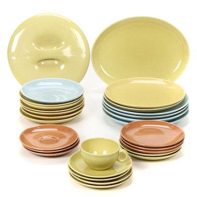 "Russell Wright ""Iroquois"" Ceramic Dinnerware, Mid-20th Century"