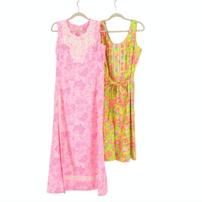 The Lilly by Lilly Pulitzer Sleeveless Dress and Maxi Dress