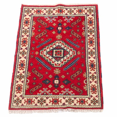 3'1 x 5'1 Hand-Knotted Northwest Persian Wool Rug