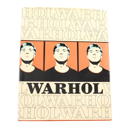 """Andy Warhol"" by Rainer Crone, Catalogue Raisonné, 1970"