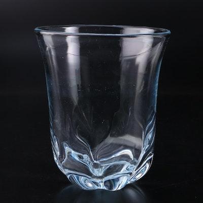"Orrefors ""1598"" Crystal Flower Vase"
