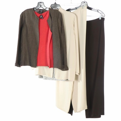 Eileen Fisher and Caslon Suits and Separates