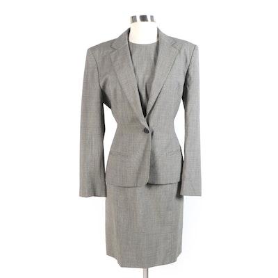 Lauren Ralph Lauren Worsted Wool Dress Suit Set