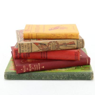 """Alice's Adventures in Wonderland,"" ""Honey Bunch"" and Other Children's Books"