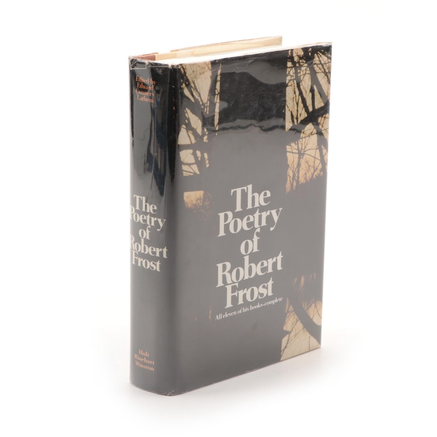 """The Poetry of Robert Frost,"" Complete Collection, 1969"