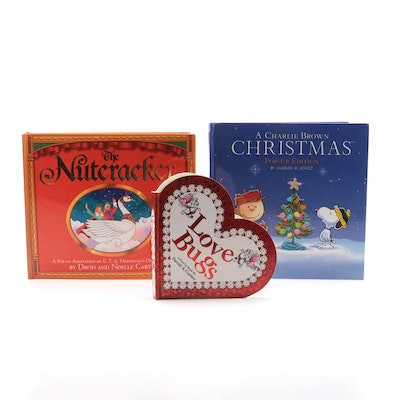 """A Charlie Brown Christmas Pop-Up Edition"" and Other Holiday Pop-Up Books"