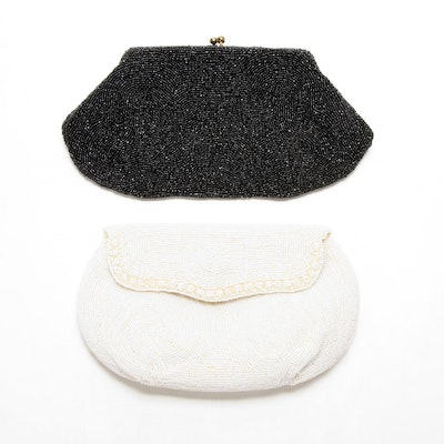 Durmar and Saks Fifth Avenue Beaded Evening Bags