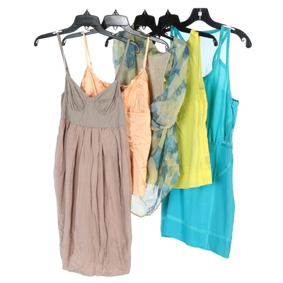 Bebe, Maggie Ward, and Other Shirts and Dresses