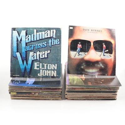 Rolling Stones, Elton John, Stevie Nicks, and More Records