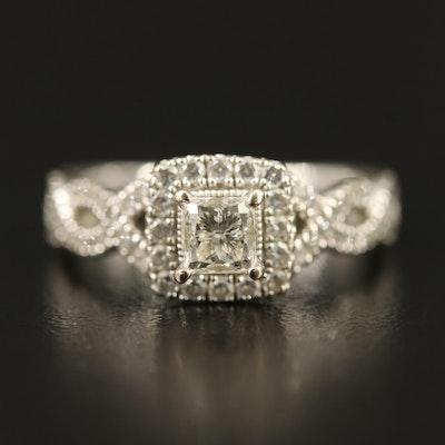 Neil Lane 14K 1.10 CTW Diamond Ring