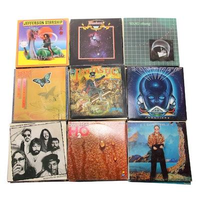 Elvis Presley, Daryl Hall & John Oates, Fleetwood Mac, and More Vinyl Records