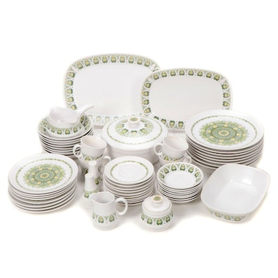 "Noritake ""Palos Verde"" Progression Dinner and Serveware"