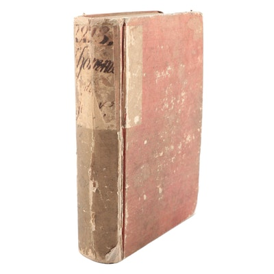 """""""L'Homme du Jour, ou L'Honnête Homme Selon Le Monde"""" by P.J.B. Nougaret, 1806"""