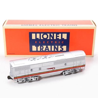 Lionel O Scale 6-18103 Santa Fe B-Unit Diesel Locomotive, Late 20th Century