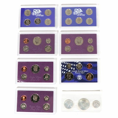 Modern U.S. Mint Coin Sets